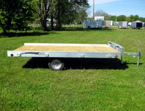 Aluminum Quad / ATV Trailers