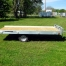 R and R Aluminum Trailers - 712QT (side) (Custom)