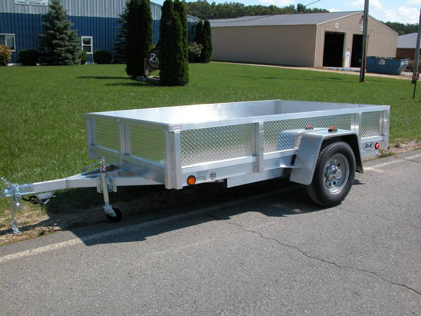 Aluminum Car Trailer For Sale Nj
