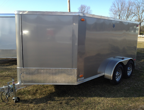 Find Your Best Value Enclosed Aluminum Cargo Trailer at R&R Trailers