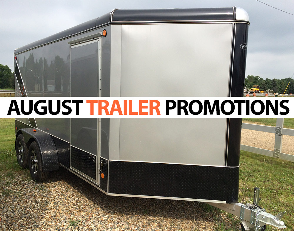 August 2019 Trailer Promotions